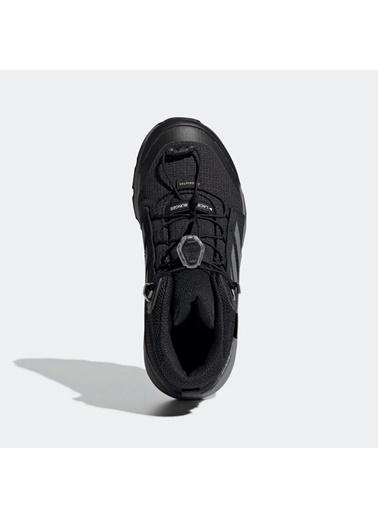 adidas Terrex Mid Gtx K Kız Çocuk Koşu Ayakkabısı Siyah